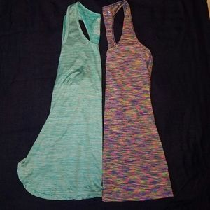 Package of Active Tank Tops